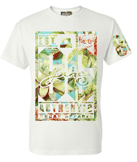 Urban Gypset Graffiti Tshirt